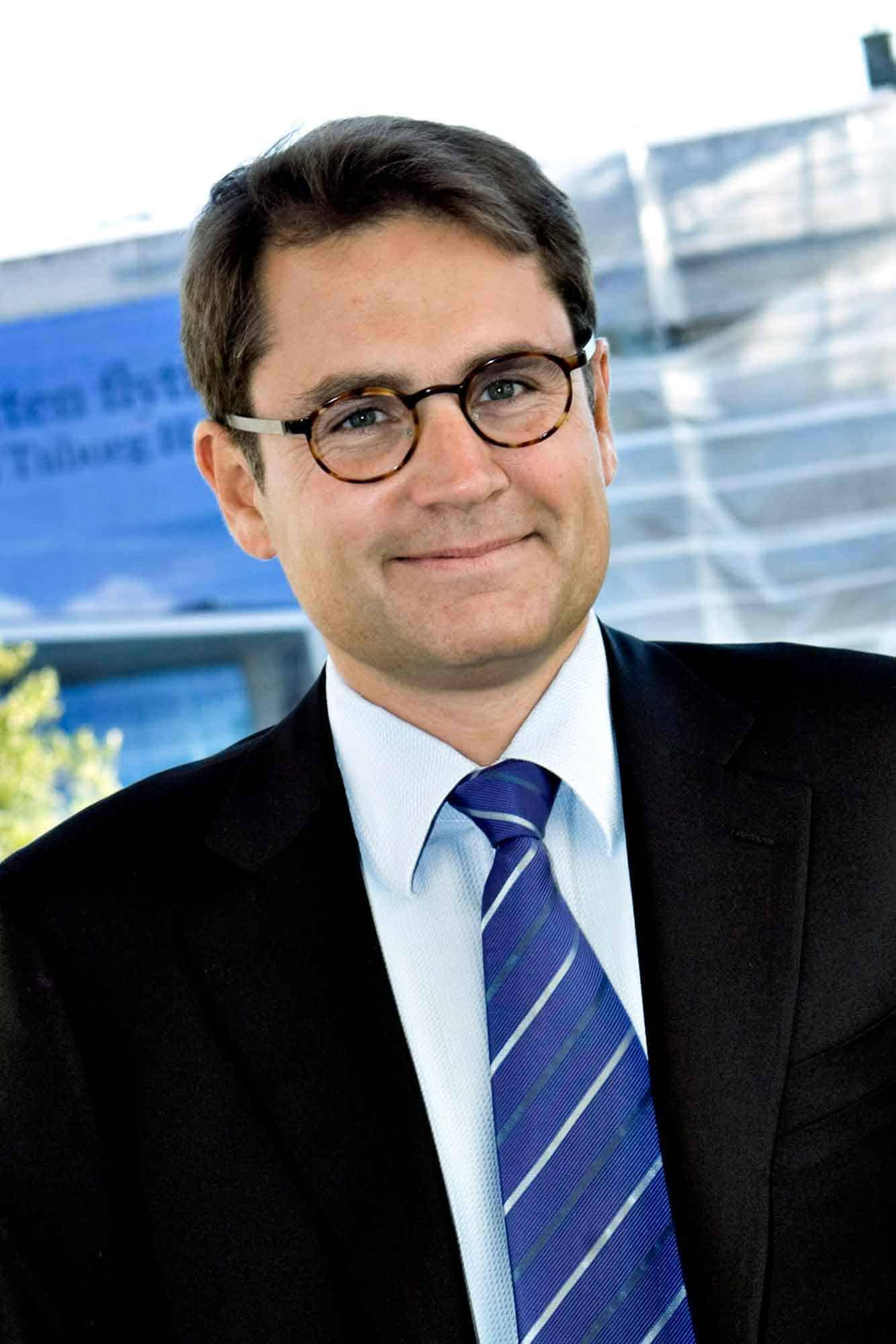 Tidligere kultur og justitsminister Brian Rasmussen - konservative