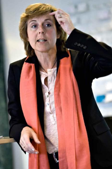 Tidl. folketingsmedlem Konservative og tidl. miljøkommisær Connie Hedegaard