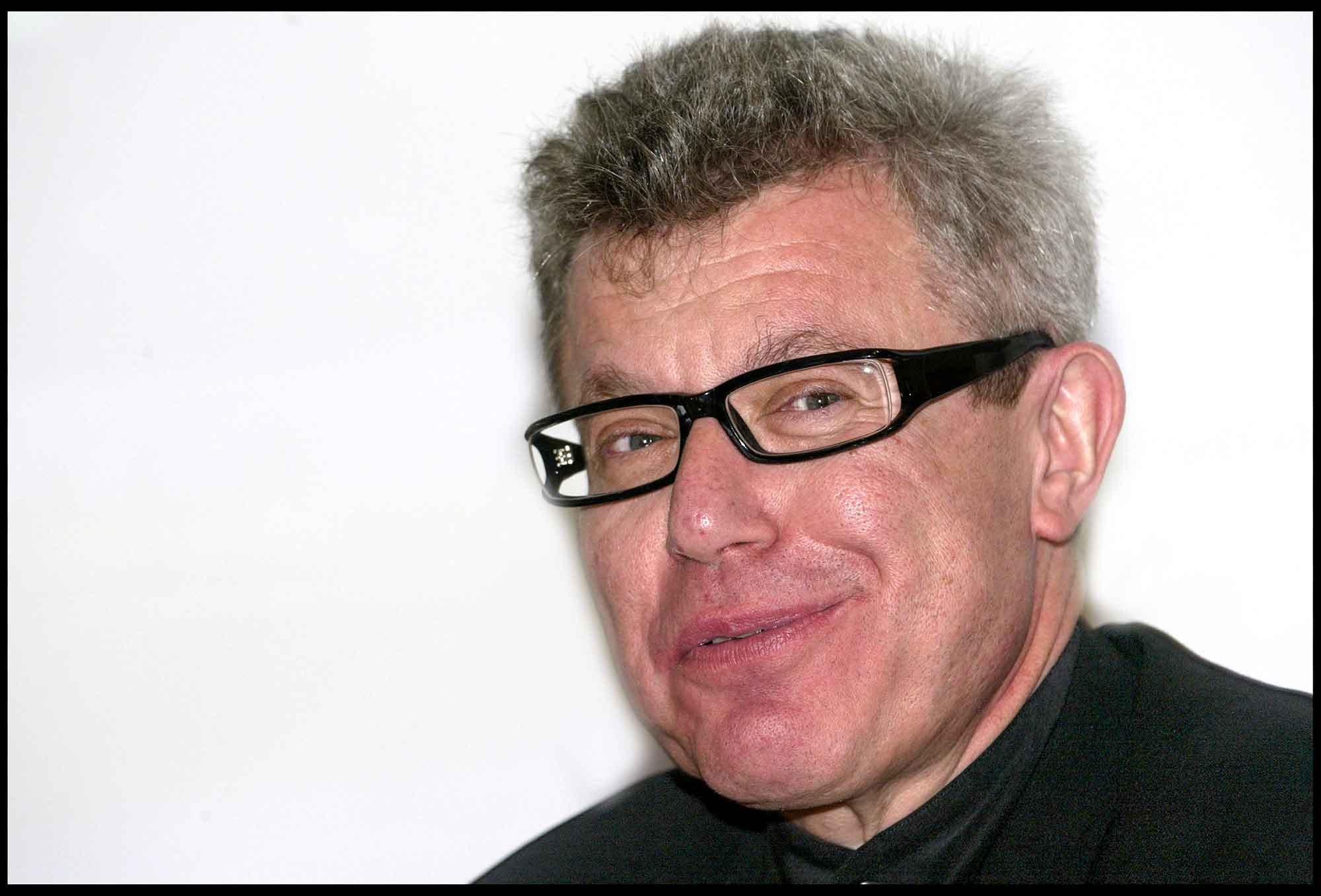 Den verdenskendte stjernearkitekt Daniel Liebeskind