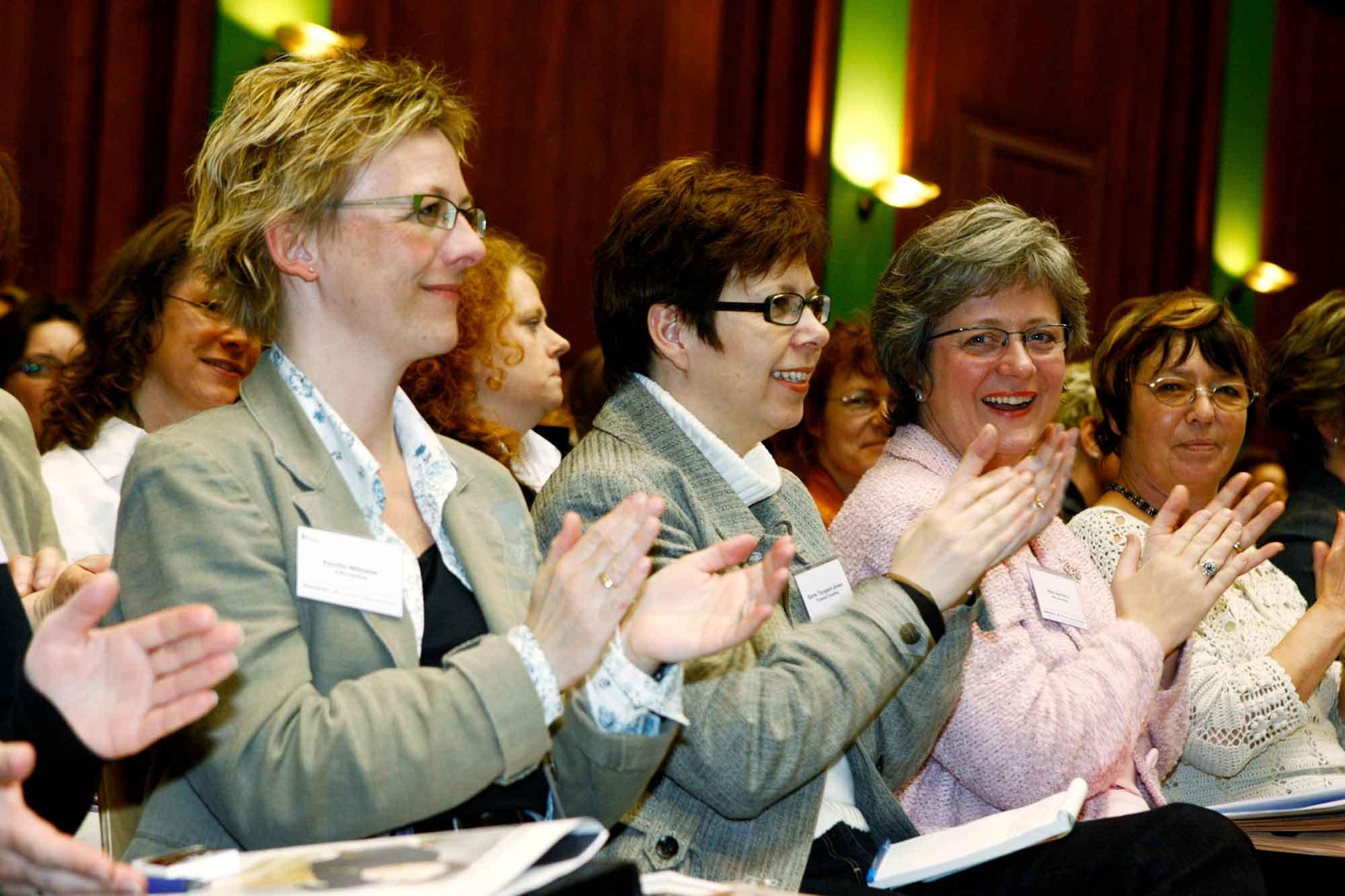 Kvindekonferencen - kvinder der rykker