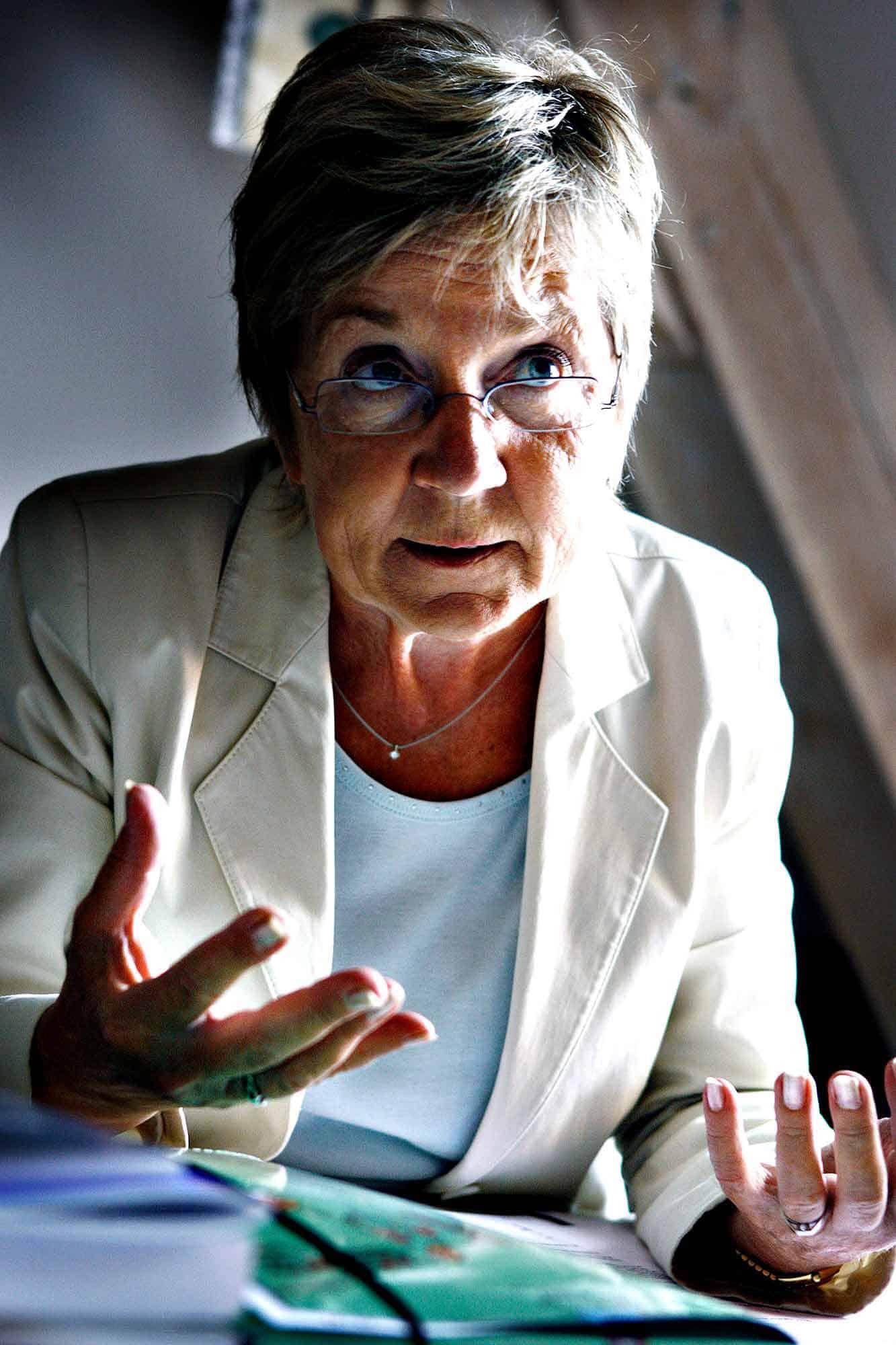 Marianne Jelved - tidl. partiformand Det Radikale Venstre