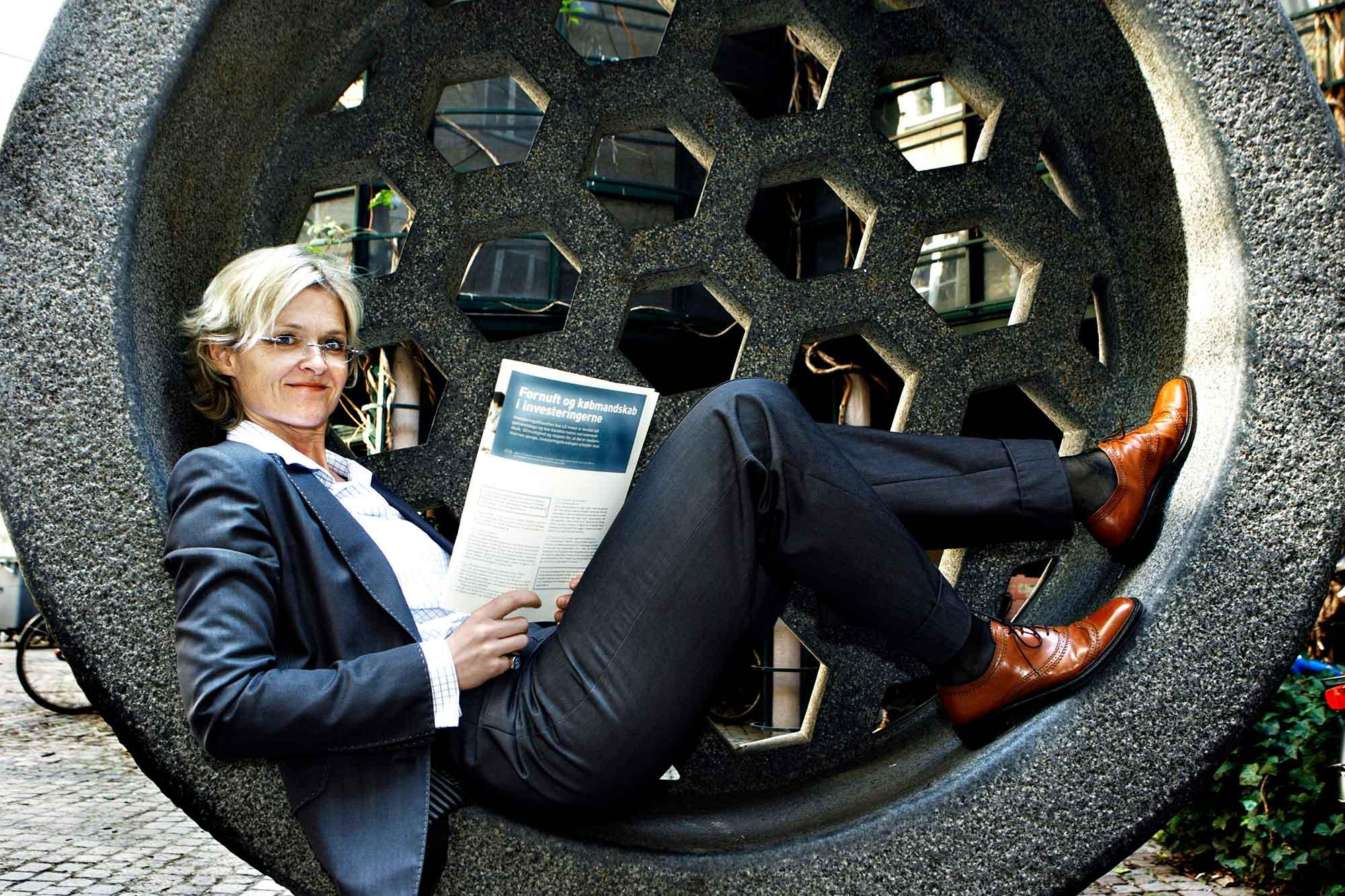 Marlene Nørgaard - ID-market