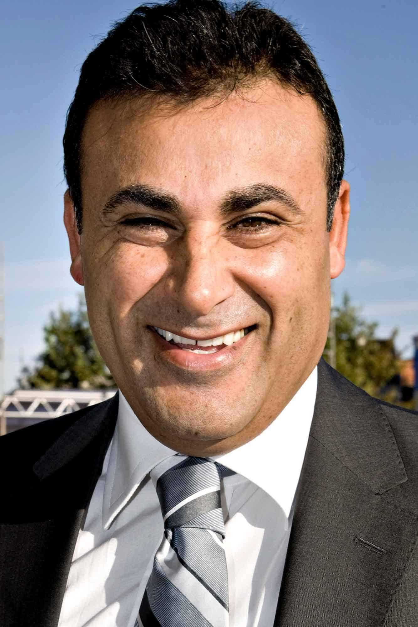 Naser Khader, tidl. Radikale og medstifter af Ny Alliance / Liberal Alliance - nu Konservative