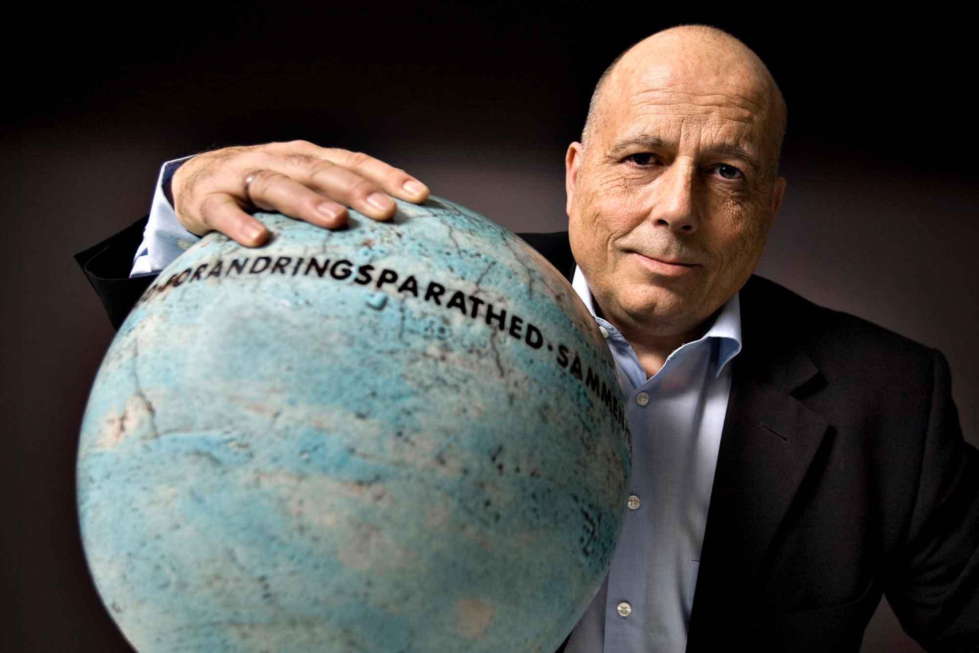 Niels Madelung - Dansk Standard - om forandringsparathed