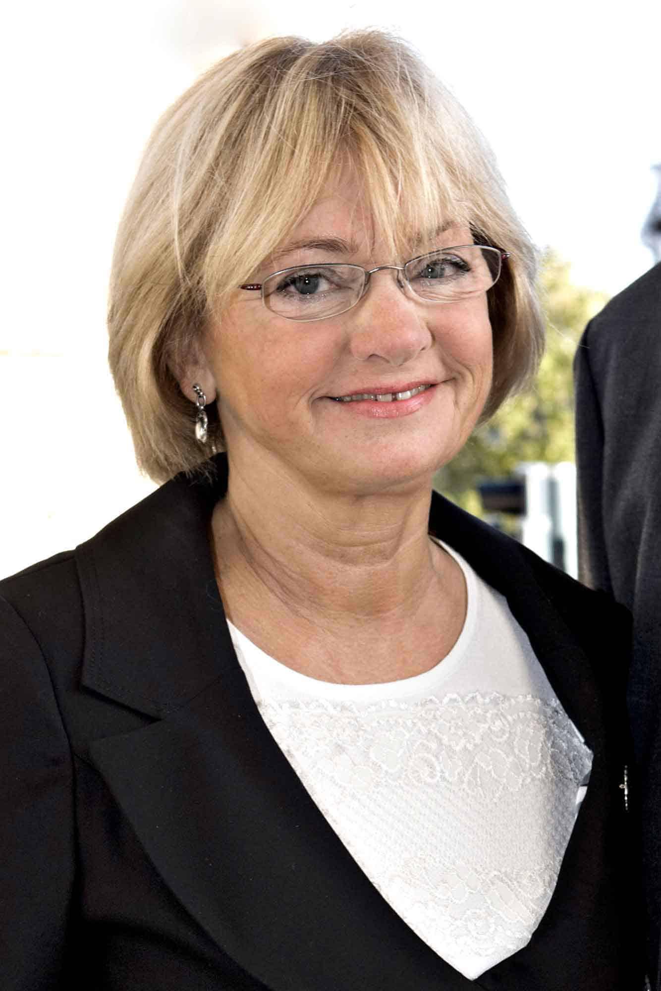 Tild. Partileder og formand for Folketinget Pia Kjærsgaard - Dansk Folkeparti