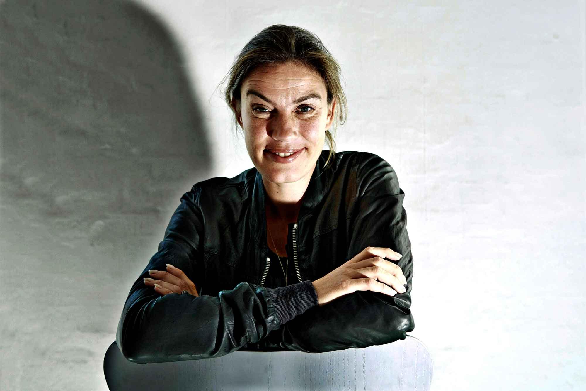 Modedesigneren Suzanne Rytzau