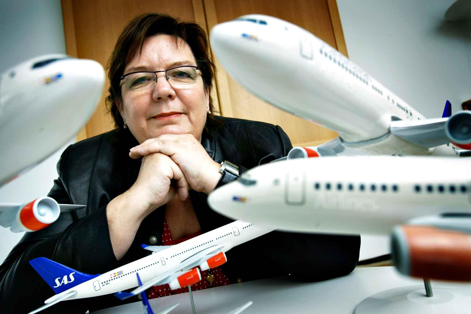 Tidl. diretør i SAS Susanne Larsen
